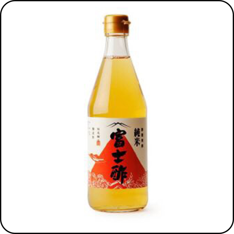 純米富士酢500ml